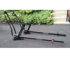 Bicycle rack Yakima car top