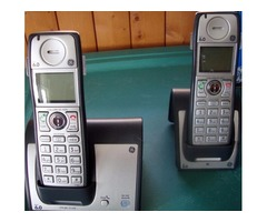 GE Phone system, 2 handset 6.0 digital.