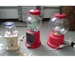 AQUARIUM BubbleGum Machine