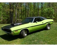 1970 Dodge Challenger base