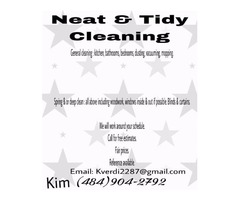 Neat & Tidy Cleaning