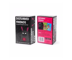 Micsell Disturbed Friends Game Wholesale