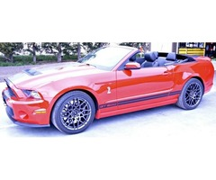 2014 Ford Mustang Shelby GT500 SVT