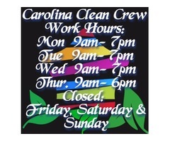 Carolina Clean Crew