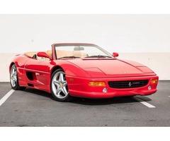 1999 Ferrari 355 F1 Spyder