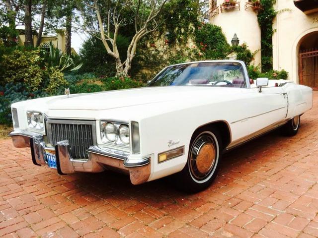 1972 Cadillac Eldorado 8.2 Litre | free-classifieds-usa.com