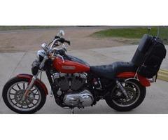 2010 Harley Davidson XL 1200 Sport