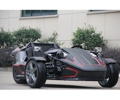 Authentic 3 wheel smart trike roadster car