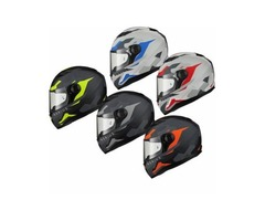 Authentic Agrius Rage Tracker Motorcycle Helmet