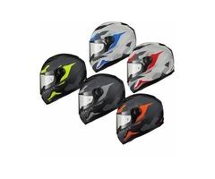 Authentic Agrius Rage Tracker Motorcycle Helmet