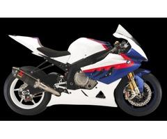 Authentic BMW S1000RR Race Bike