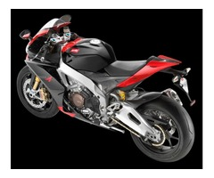 Authentic Aprilia RSV4 Sport Motorcycle Bike