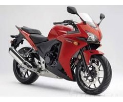 Authentic 2013 Honda CBR500R Red Fairings | # 2704-  17