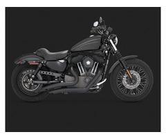 Authentic Vance & Hines Big Radius Exhaust - 46055
