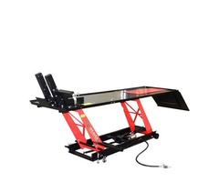 Authentic Weaver® TX-1000 Motorcycle Lift