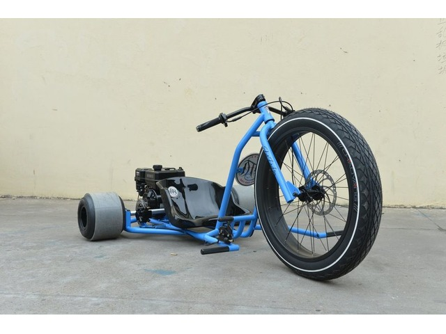 Authentic 208CC DRIFT TRIKE BIKE - 6.5HP | free-classifieds-usa.com