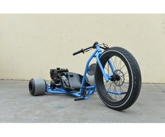 Authentic 208CC DRIFT TRIKE BIKE - 6.5HP
