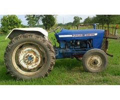 Ford 4000 Tractor - TX-EMBAY
