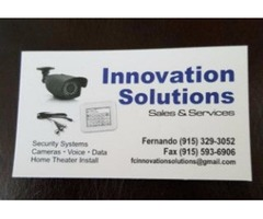 Telephone installer