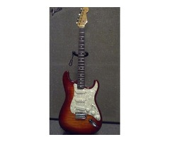 Fender MIJ photoflame Stratocaster