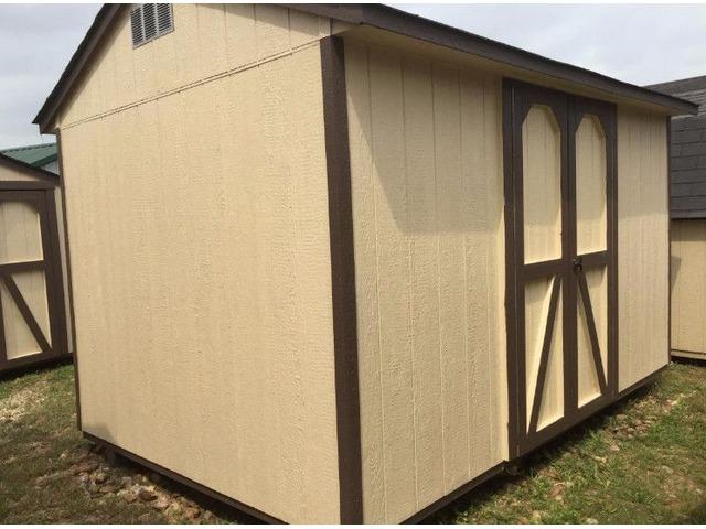 12' x 8' x 9' shed, storage building   free-classifieds-usa.com