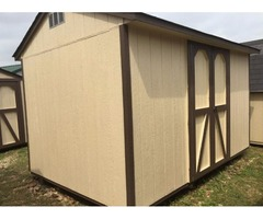 12' x 8' x 9' shed, storage building