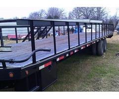 Trailamster 40 ft trailer