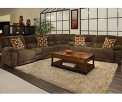 living room sectional grey