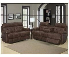 Motion Sofa, Loveseat