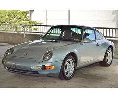 1995 Porsche 911 993 6 speed