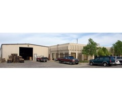 Industrial Facility with Yard