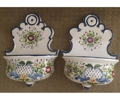 Cute ceramic wall planters