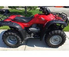 2006 Honda ATV 2 2004 Honda ATVs w/ Royal Trailer Package