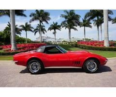 1968 Chevrolet Corvette Convertable