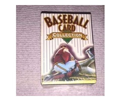 AMERICAN CLASSIC BASEBALL CARDS FL-EMBAY