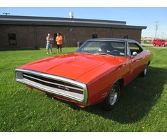 1970 Dodge Charger 883 4 SPEED