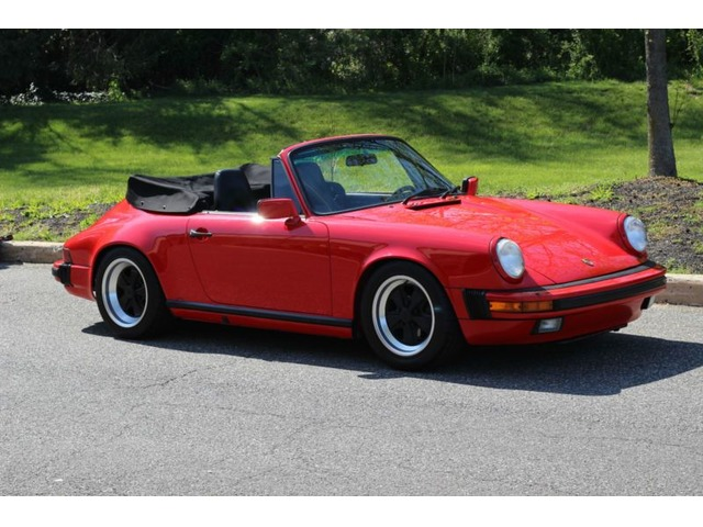 1986 Porsche 911 Sports Cars Freeport New York Announcement