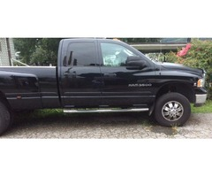 2004 Dodge Ram 3500 1 Ton Dually