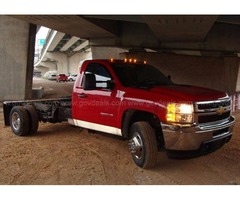 2014 Chevrolet Silverado 3500HD LT Long Box 4WD