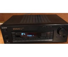 Sony STR D-175 Audio / Video Control Center Digital