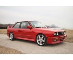 1990 BMW E30 M3