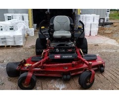 "Toro Zero Turn Diesel Mower With 72"" Deck"