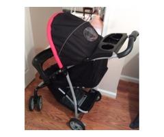 BabySuite/Graco Stroller/Disney Toddler Rocker/Philips