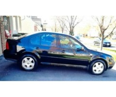 02 vw jetta GLS for sale