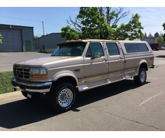1997 Ford F-350 Ford, F350, F250, 7.3L Diesel, 4x4, Crew Cab,Other