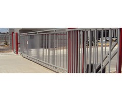 Sliding Gate Opener in Houston - ACCESS & CONTROL