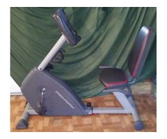 PRO-FORM RECUMBANT EXERCISE BIKE