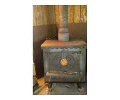 EARTH WOODSTOVE