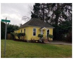 Newly renovated 2 bedroom one bath home