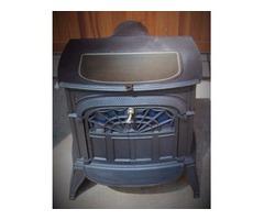 wood stove VERMONT CASTING INTREPID 1